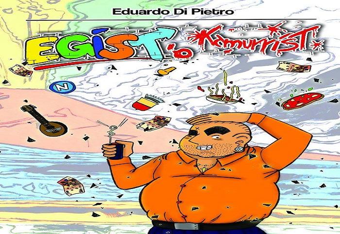Egist 'o kamurrist, il fumetto contro la Camorra verrà presentato al Comicon