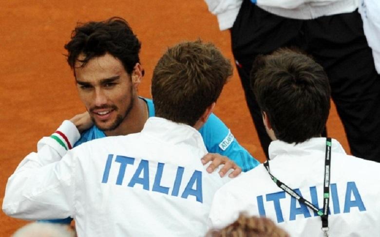 Coppa Davis, Fognini e Seppi portano l'Italia in Semifinale. Gran Bretagna battuta 3-2