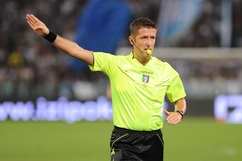 Coppa Italia, Fiorentina-Napoli: dirigerà la gara Orsato