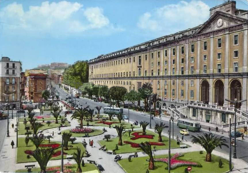 Da Piazza Carlo III a Piazza Berlinguer: la proposta di Donzelli