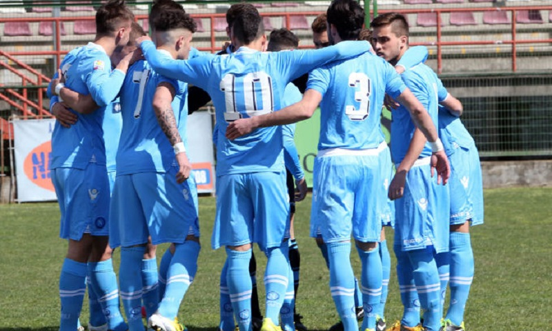 Primavera Napoli, a Firenze i ragazzi di Saurini perdono 3-0