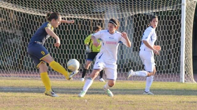 Calcio femminile: disastro azzurre, 7-0 a Verona