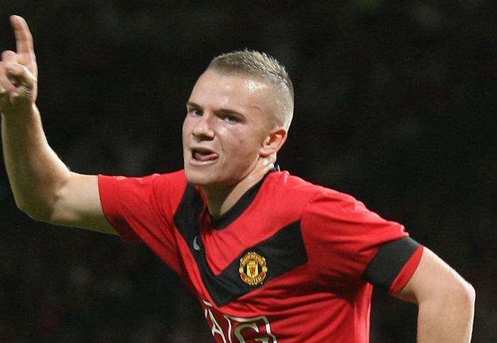Il Napoli è su Cleverley del Manchester Utd