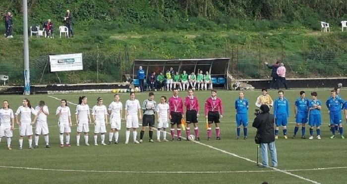Calcio femminile: Scalese-Napoli 2-1, le azzurre salutano la Serie A