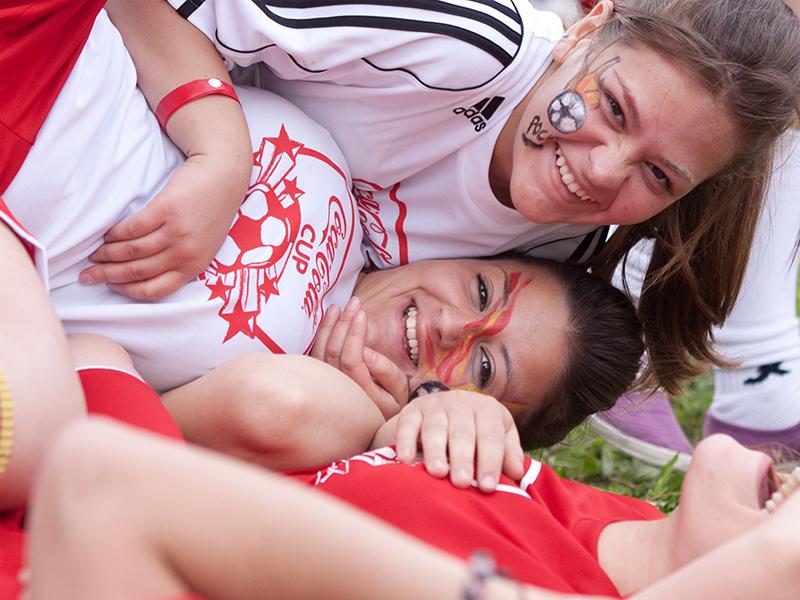 A Napoli le finali nazionali di Coca-Cola Cup