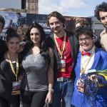 Marika Fruscio al Comicon, guarda il video e la fotogallery