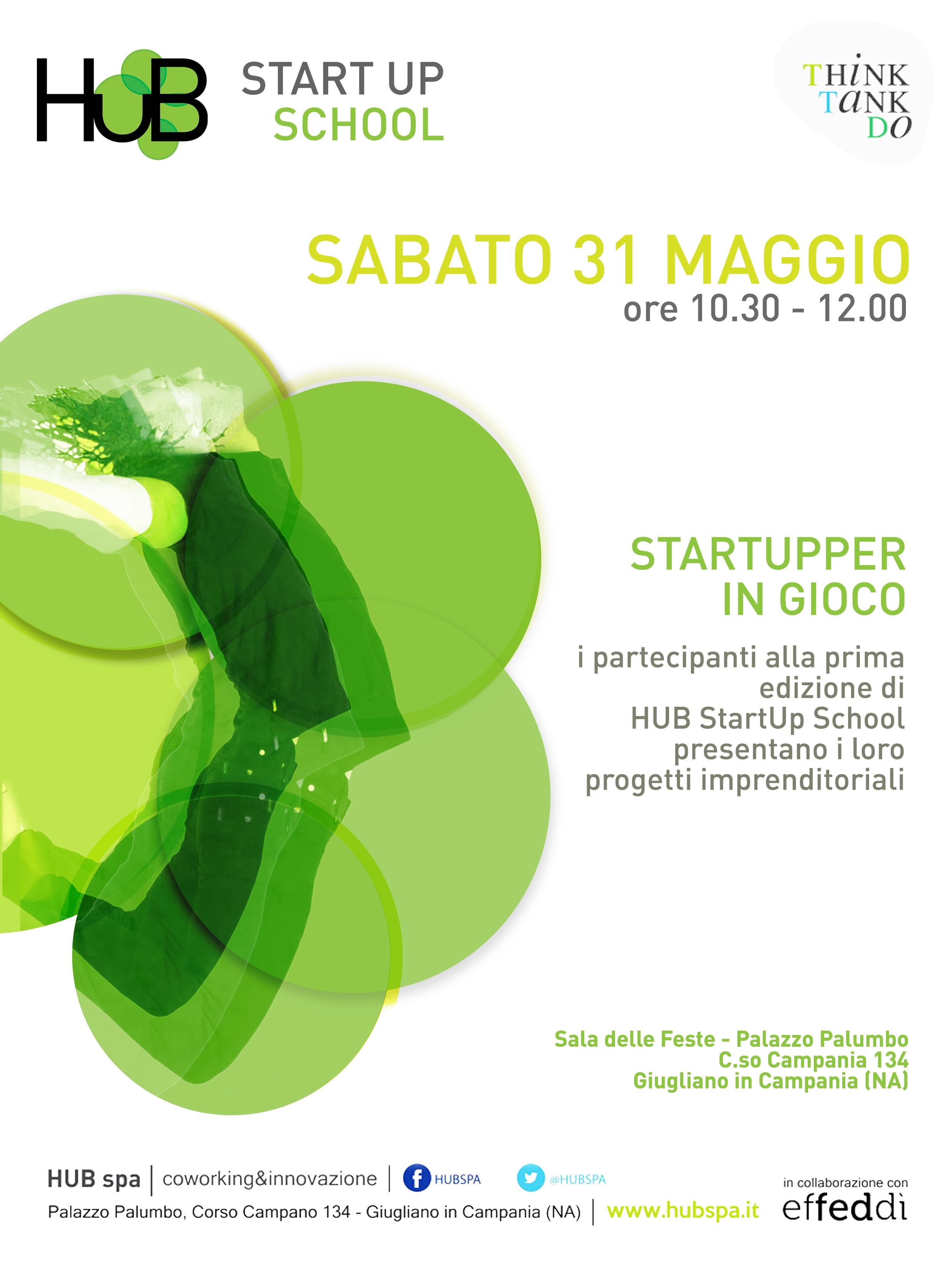 StartUpper in Gioco: i partecipanti della StartUp School presentano i progetti