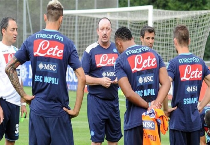 Marcature straniere, Napoli terzo dietro Inter e Catania