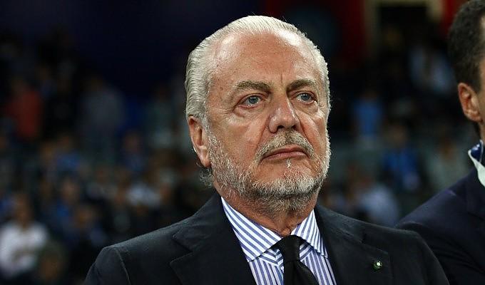 De Laurentiis vicino alla famiglia di Ciro Esposito: ecco il comunicato del Presidente azzurro