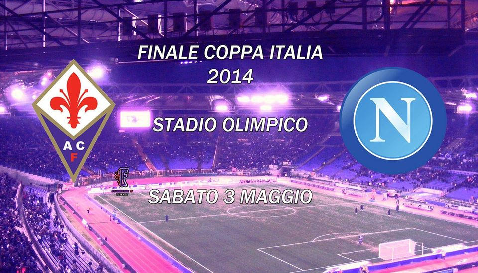 Finale di Coppa Italia, la partita è cominciata, ma l'atmosfera è surreale