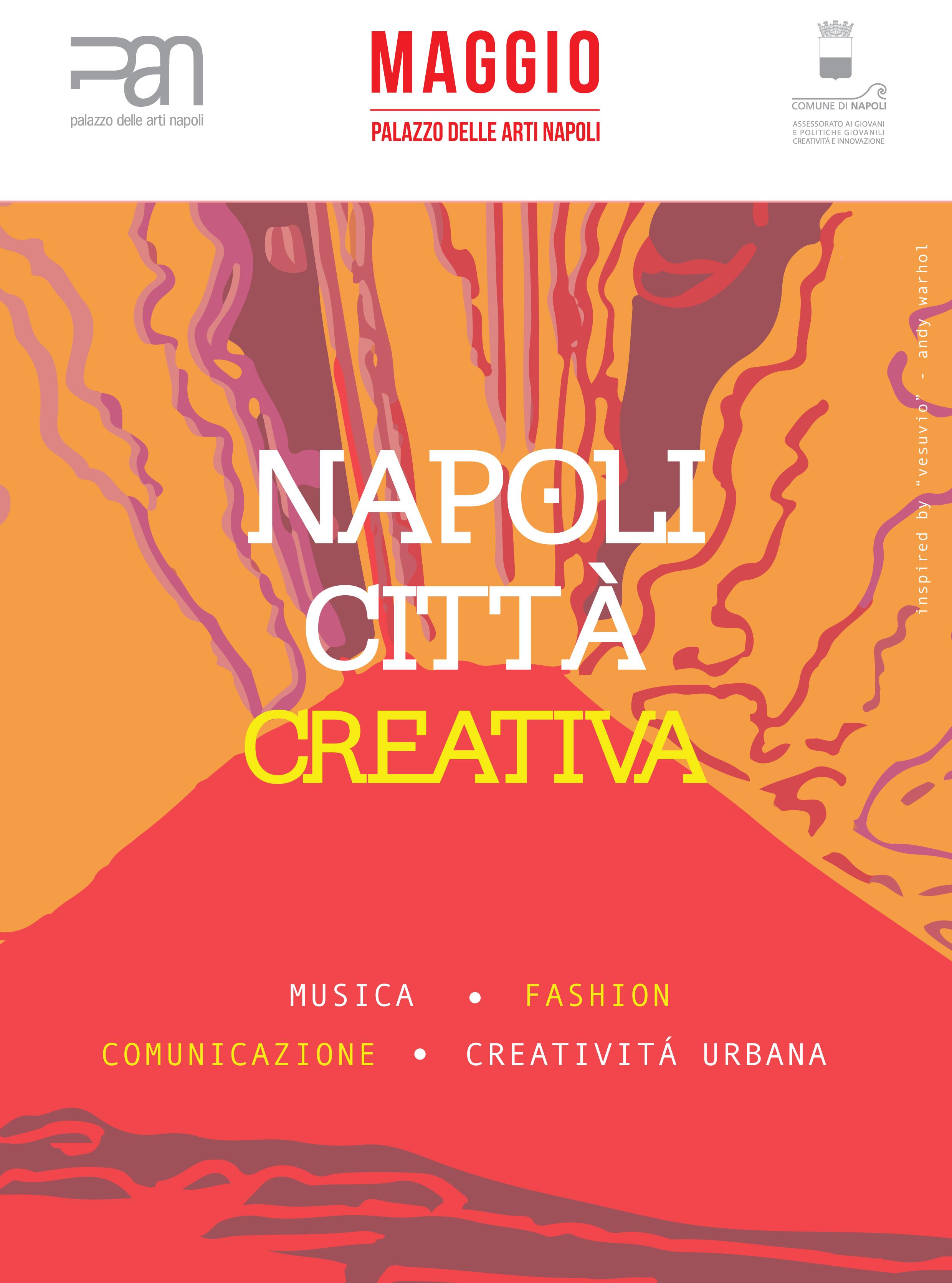 Napoli Città Creativa in Pop Art: una nuova mostra-evento al PAN