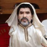 """Maradona, Napoli celebra il suo ritorno con un omaggio """"particolare"""" (FT)"""