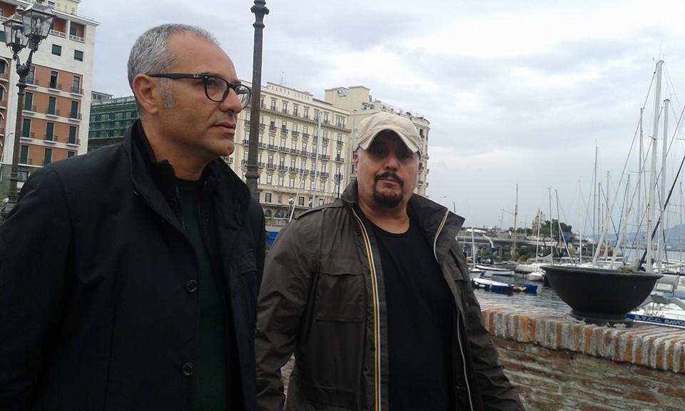 ESCLUSIVA: Pino Daniele al Borgo Marinari per girare il suo nuovo video (FT)