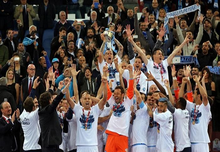 Una stagione da 29, come gli azzurri scesi in campo: nel Napoli gioca tutta la rosa