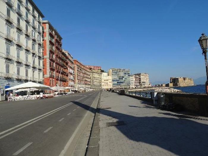Green Italia Campania: inserire nel Recovery Plan un progetto di resilienza del lungomare di Napoli. Maturo: intanto partiamo con il restauro del cosiddetto Molo Borbonico