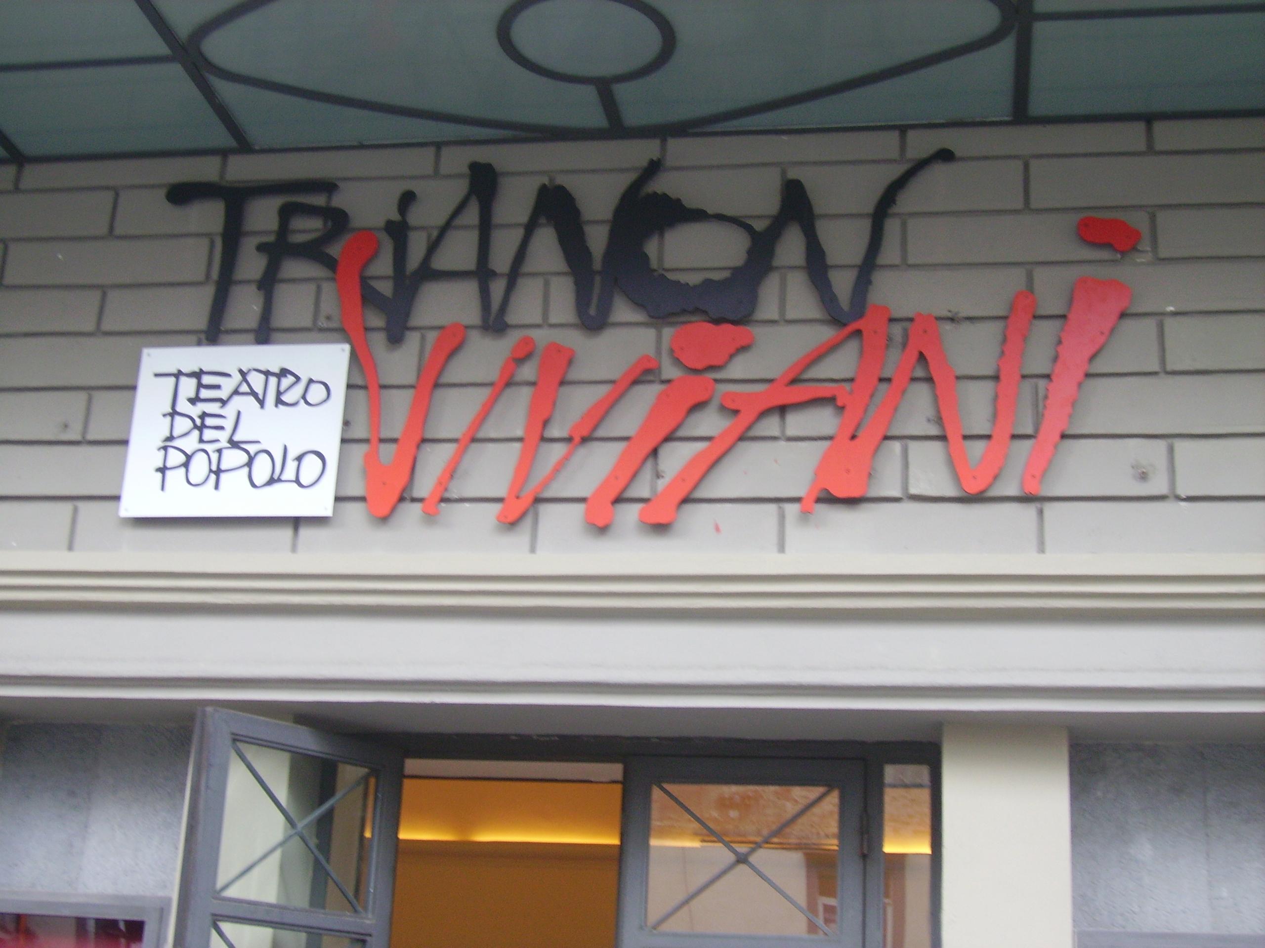 Salviamo il Teatro Trianon, altrimenti diventerà un supermercato