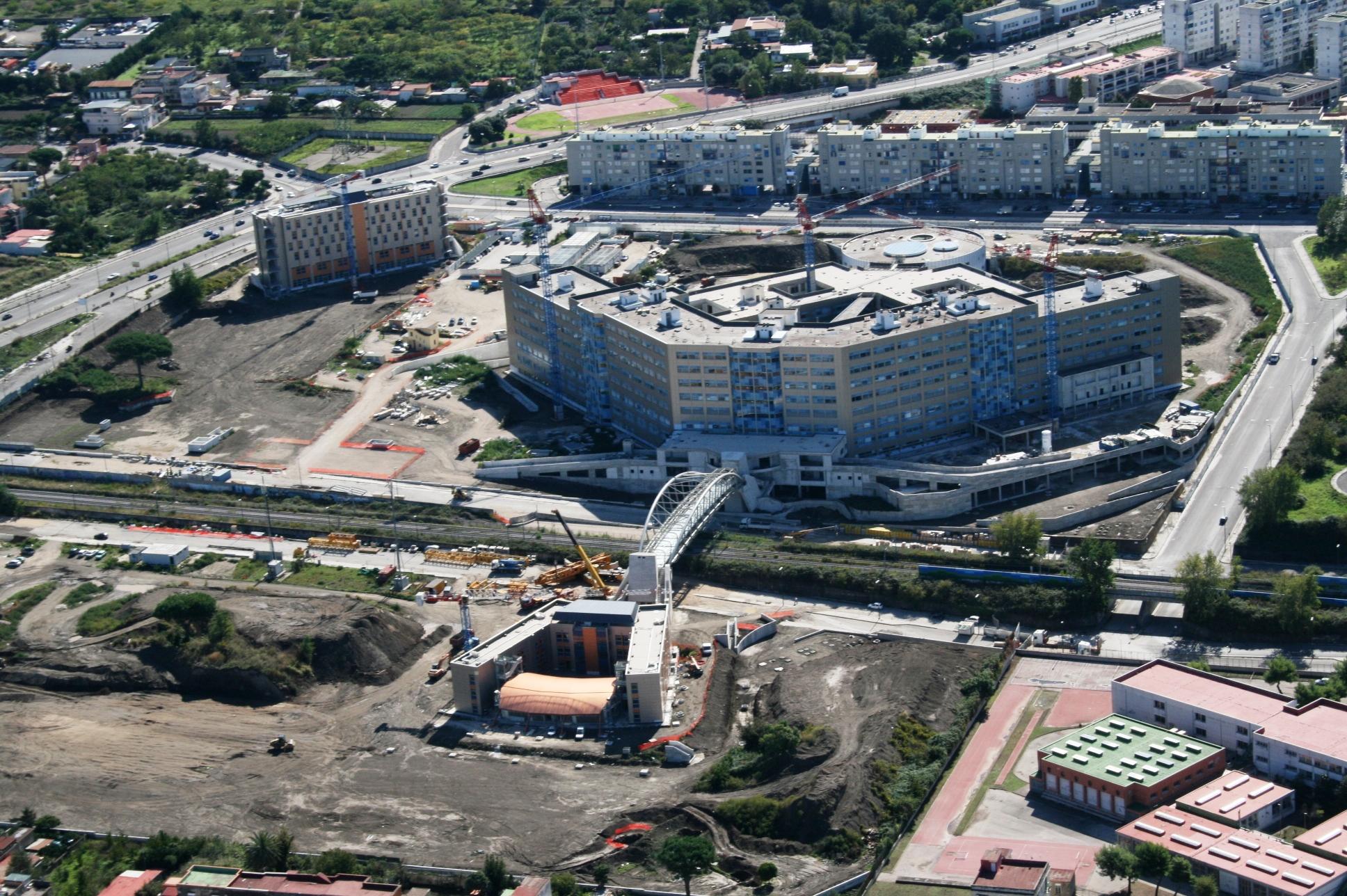 Ospedale del Mare: il 15 febbraio 2015 sarà aperto al pubblico