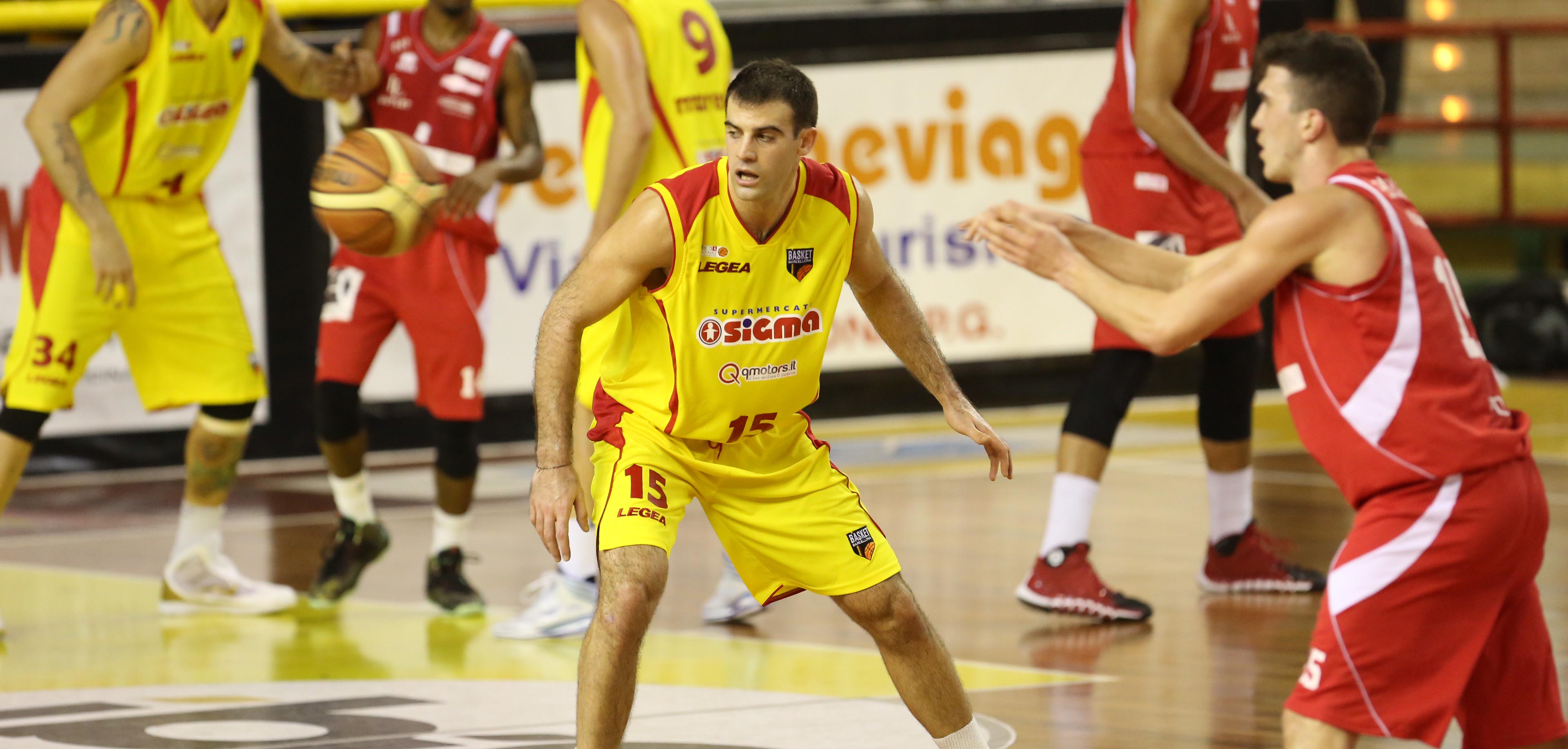 Mercato Azzurro Napoli Basket, da Barcellona arriva Gabriele Ganeto