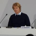Festival di Venezia: Owen Wilson è il protagonista del terzo giorno (FOTO e VIDEO)