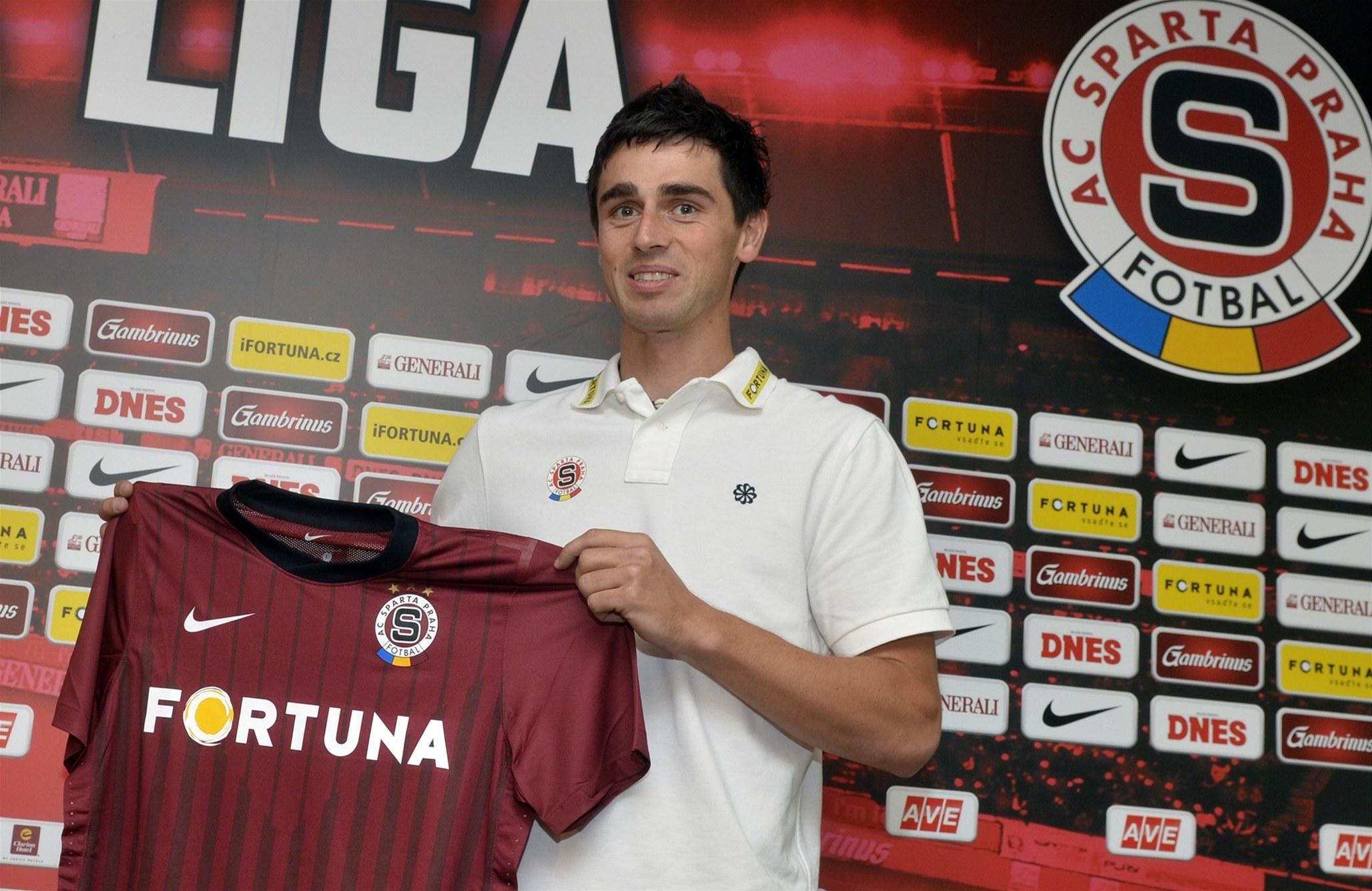 "Sparta Praga, Kamil Vacek: ""Napoli grande squadra, sarà difficilissimo. S.Paolo caldissimo"""