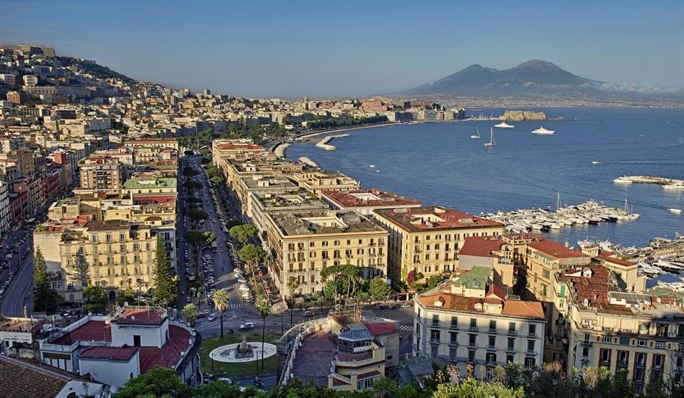 A Napoli per il I Meeting Regionale della Campania per le Reti d'Impresa