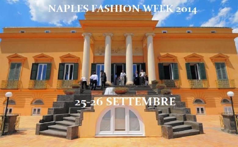 Naples Fashion Week: la prima edizione il 25 e 26 Settembre 2014