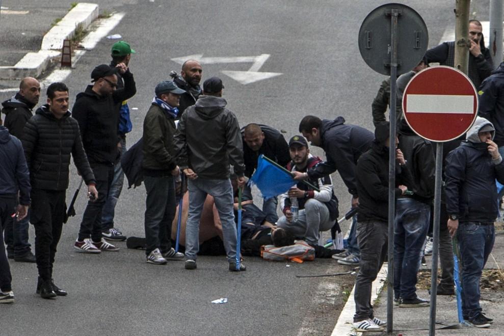 """""""Ciro Esposito? Da resuscitare e arrestare"""": ecco la provocazione di un giornalista su Facebook (FOTO)"""