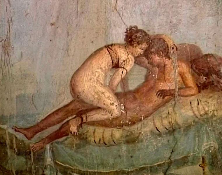 Ancora sesso tra gli Scavi di Pompei: scavalcare i cancelli diventa una moda