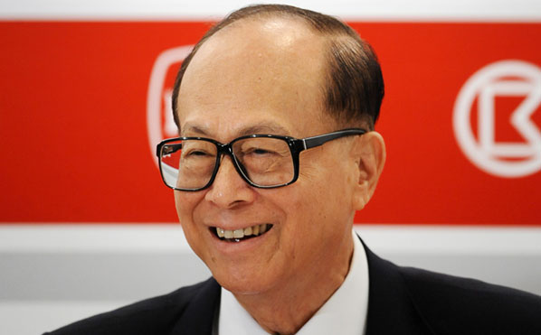 Li Ka Shing, tra i 10 più ricchi al mondo, interessato al Napoli