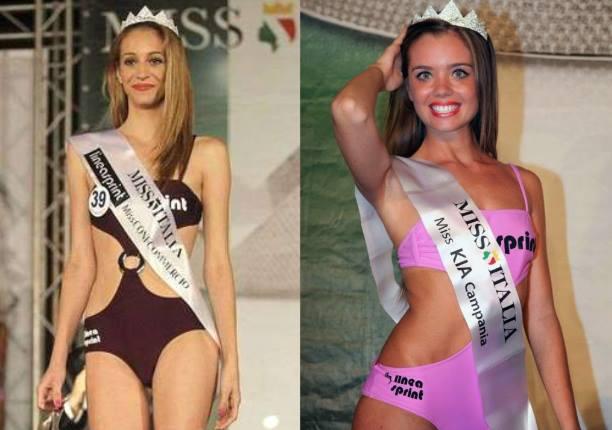 Ecco le nostre Miss. Ben due ragazze campane tra le 24 finaliste di Miss Italia: una è Rosaria Aprea