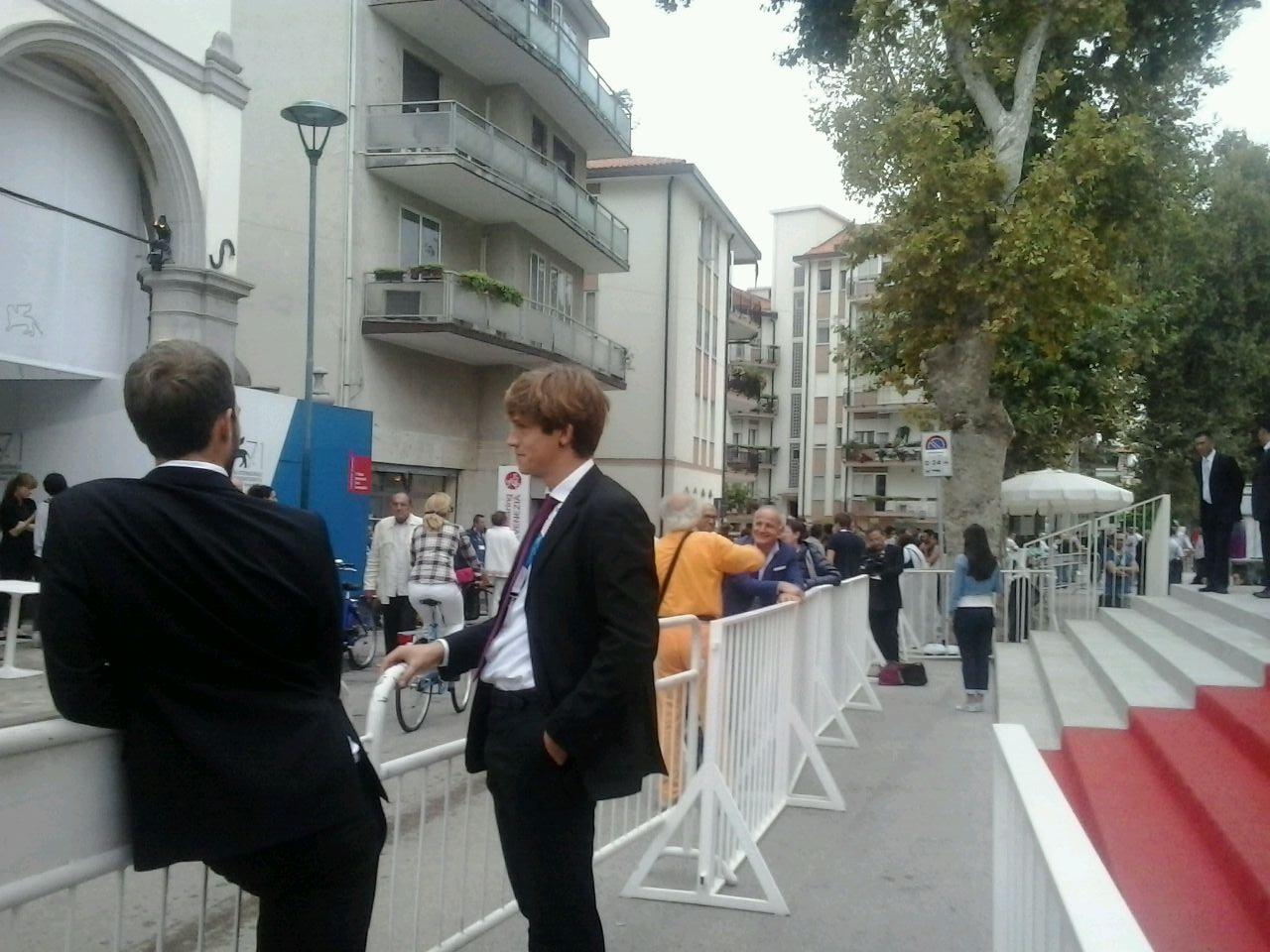 Allarme bomba al Festival del Cinema di Venezia. Palazzo del Cinema evacuato dopo la proiezione di un film pro-Palestina