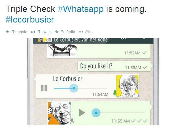 """WhatsApp e la tanto attesa terza """"spunta"""". Verità o bufala?"""