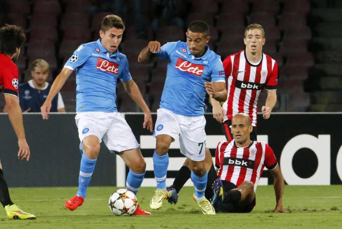 Gargano rinuncia all'Uruguay per allenarsi a Napoli