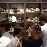 Inaugurazione Lush in via Toledo. La catena di cosmetici freschi fatti a mano sbarca a Napoli