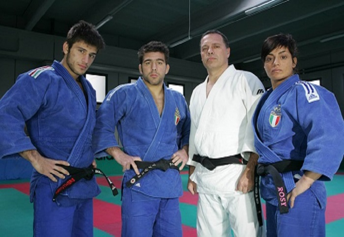 "Gianni Maddaloni: ""Lo sport è legalità"""