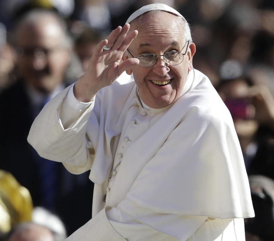 Papa Francesco sarà il 21 marzo a Napoli