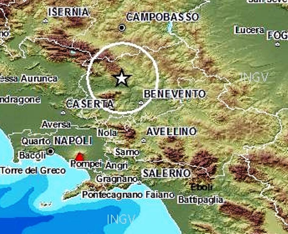 Sciame sismico nel Sannio. Dopo le trivellazioni la terra trema
