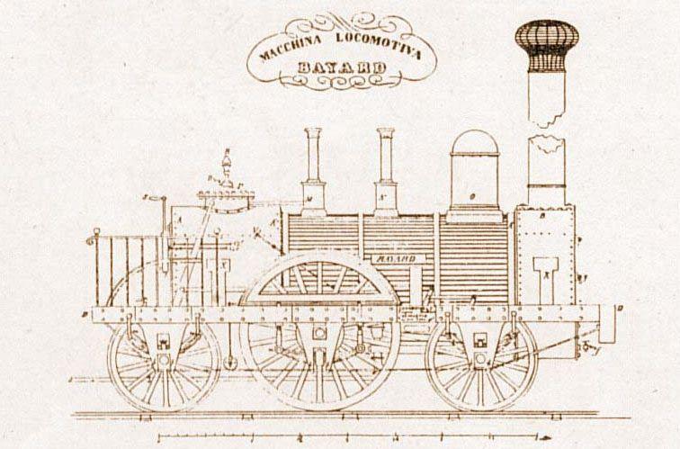 Mostra speciale al Museo ferroviario di Pietrarsa