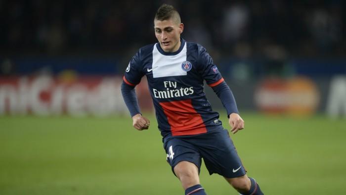 """CorSport, Verratti: """"PSG scelta migliore. Se tornassi indietro, non verrei a Napoli"""""""