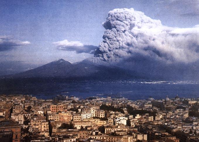La situazione del Vesuvio: verità e bugie