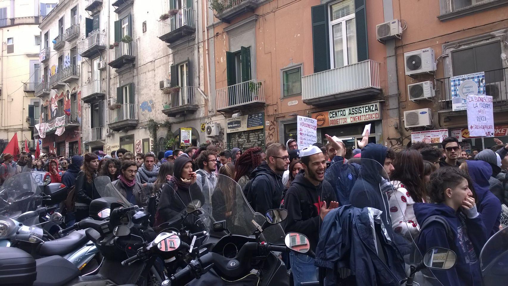 Associazione Studenti Napoletani contro la Camorra, in memoria di Amato Lamberti