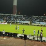 Gol di Hamsik: anche i tifosi dello Slovan esultano