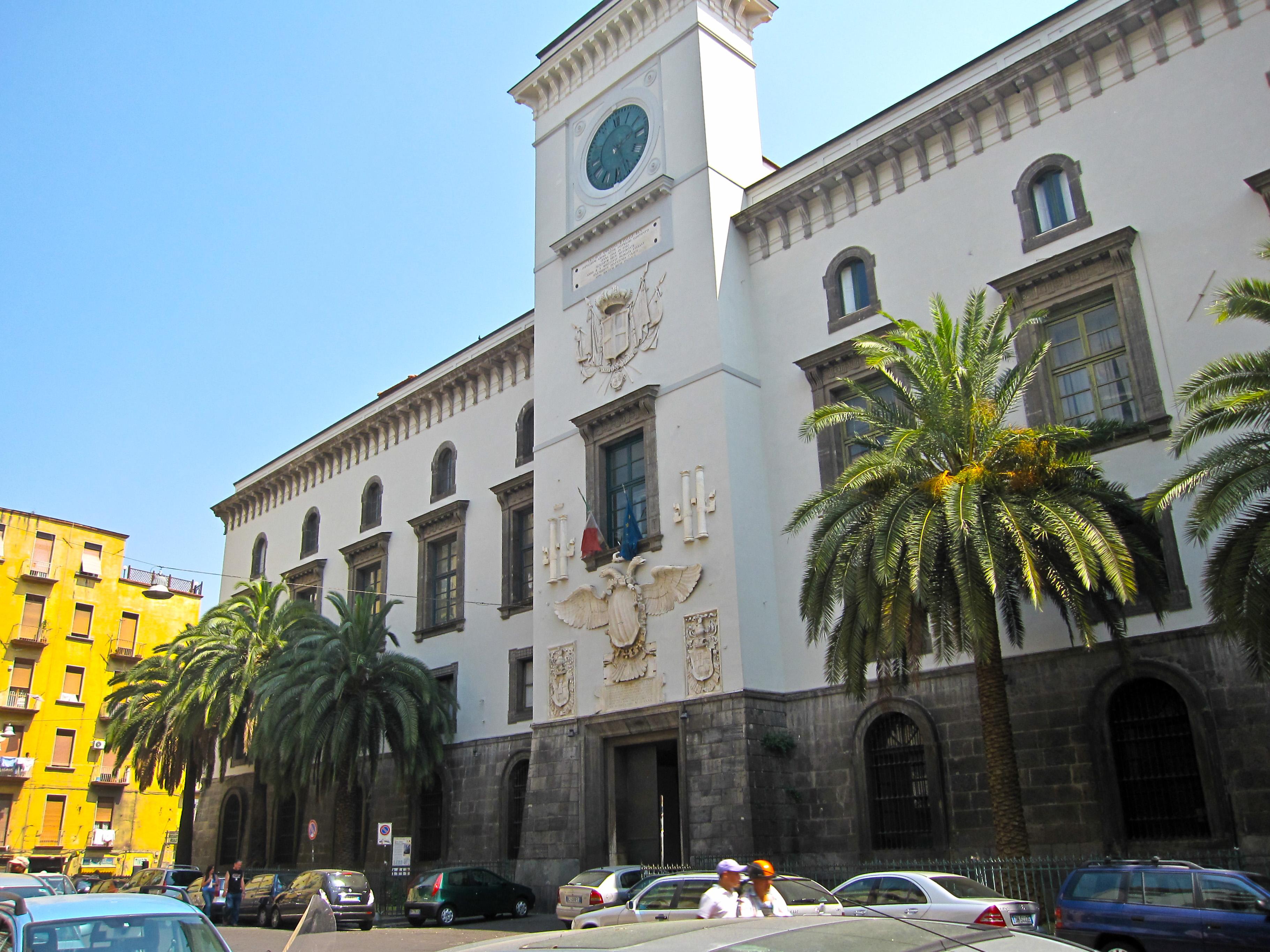 Da domani rinasceranno i giardini di Castel Capuano