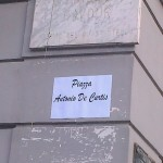 Cambio della toponomastica cittadina: Corso Garibaldi diventa Corso Ferdinando II