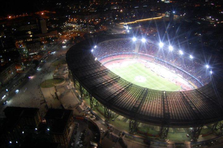 Stadio San Paolo: approvata ieri la convenzione ponte