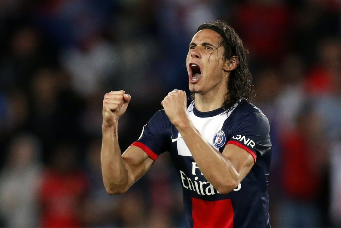 France Football: Cavani non vale 64 milioni