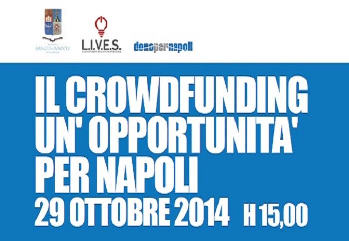 DonoperNapoli domani la presentazione della piattaforma