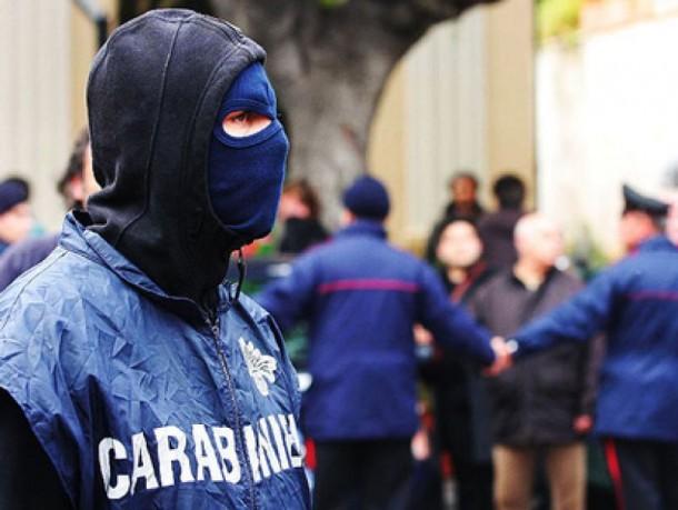 Dia: la nuova mappa delle famiglie criminali a Napoli