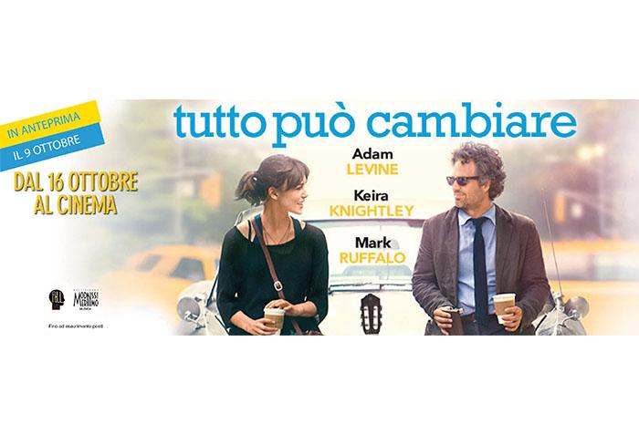 """""""Tutto può cambiare"""" il film in anteprima nazionale a Napoli"""