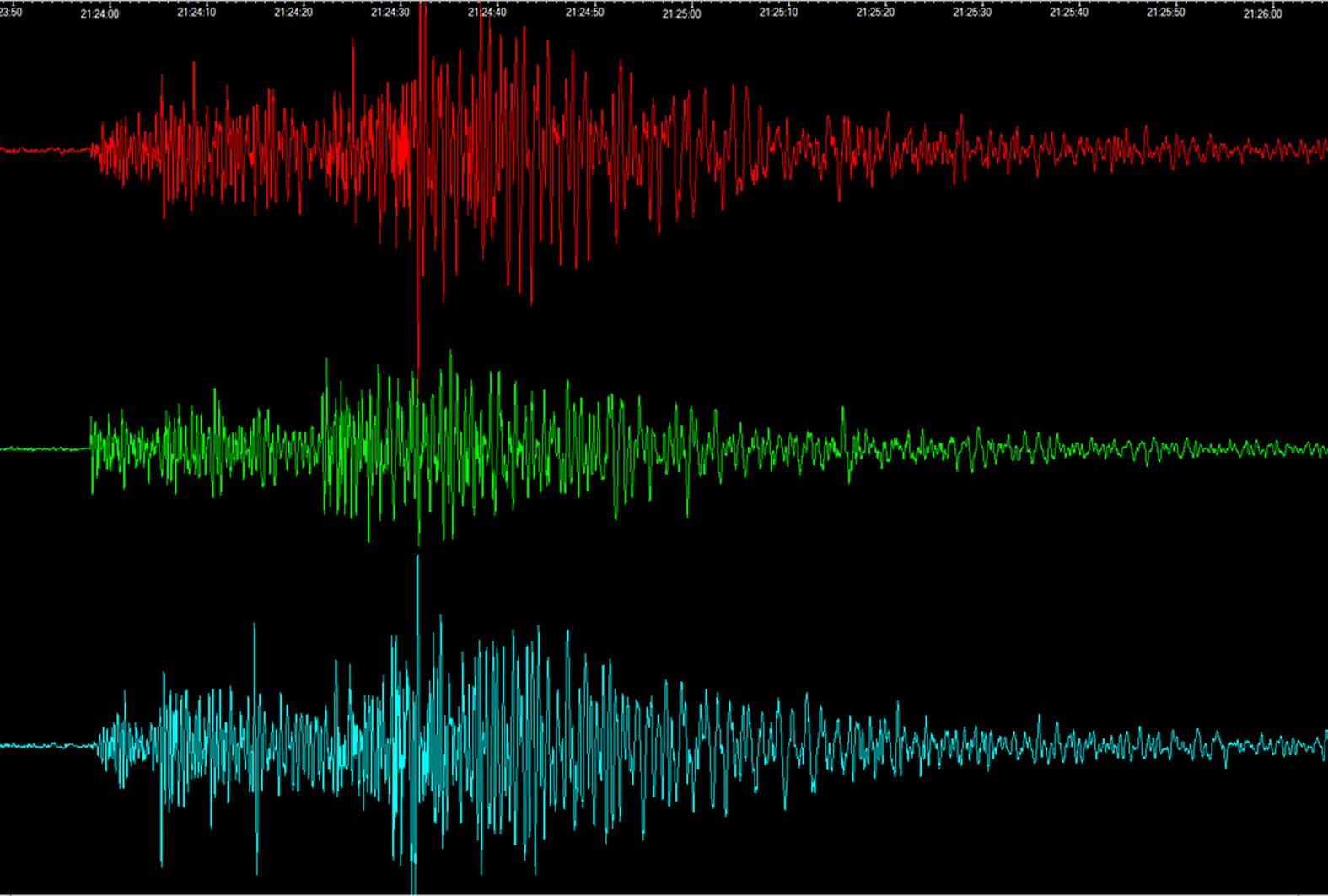 Sensore sismico interattivo nelle scuole: ecco il primo in Campania